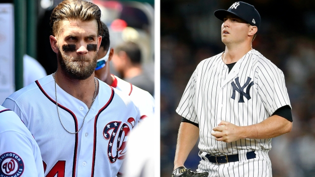 434fff810c8 Phillies Talk Bryce Harper and Zach Britton With Super Agent