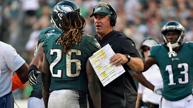 Doug Pederson and the Myth of the Ineffective Running Game