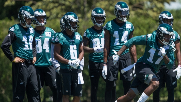 Are 2019 Eagles Better Or Worse at Wide Receiver?