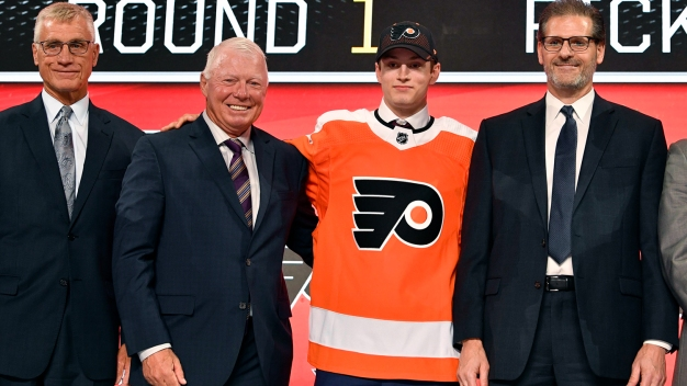 Recapping the Flyers' 2018 NHL Draft Class