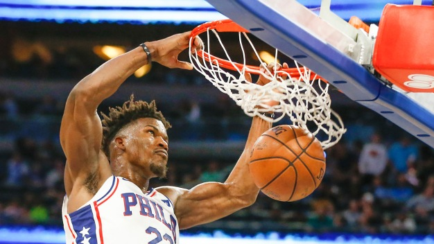 Sixers Injury Update: Jimmy Butler (Groin) Doubtful Wednesday Vs. Nets