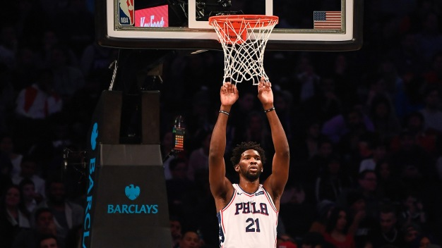 Dominant Joel Embiid Looks Ready for the Games to Count as Sixers Beat Pistons in Preseason