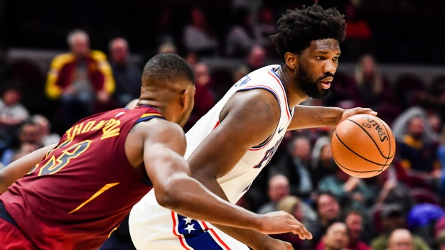 Sixers Take Out Frustrations on Cavaliers in Blowout Win