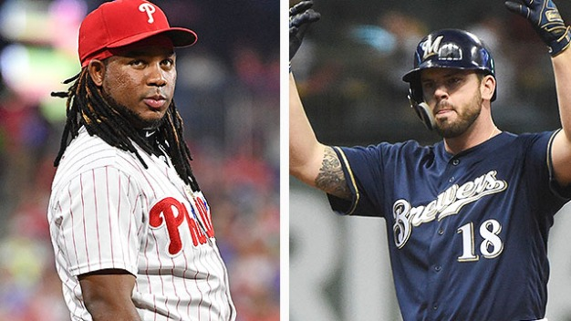 Phillies Rumors: If No Manny Machado, Mike Moustakas Would Be Clear Upgrade Over Maikel Franco