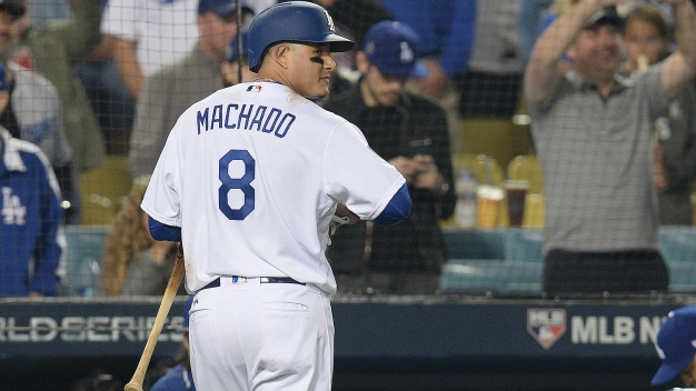 Manny Machado Plans to Visit Citizens Bank Park, Per Source