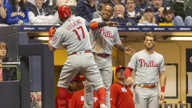 Phillies 6, Brewers 4: Vince Velasquez Leads Big Effort by the Bullpen
