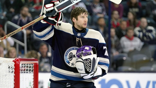 Flyers Reportedly May Take a Run at Sergei Bobrovsky This Summer