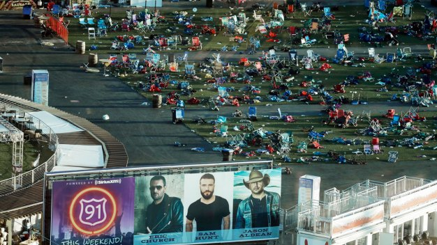 Vegas Shooting 911 Calls Depict Desperate Cries for Help