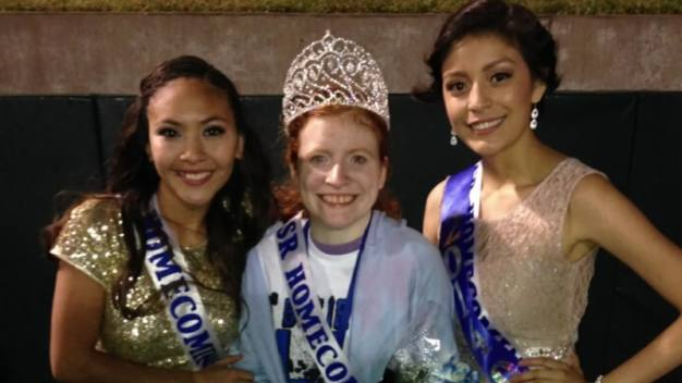 Texas Homecoming Queen Shares Her Crown After Prank Targets Friend