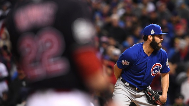 World Series: Cubs Lead Indians 5-1 in Game 2