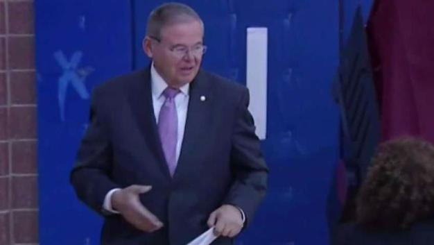 New Attack Ad Resurfaces Old Menendez Sex Claims