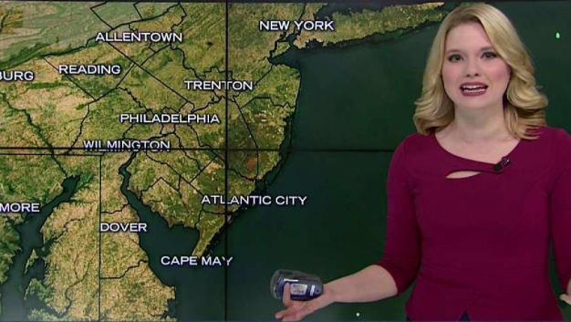 NBC10 First Alert Weather Black Friday Chills