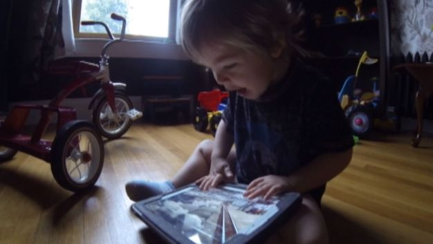 Pediatrician Warns Against Screen Time for Babies