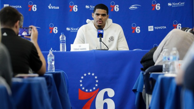 With Richest Contract in Sixers History, All Eyes Are on Tobias Harris