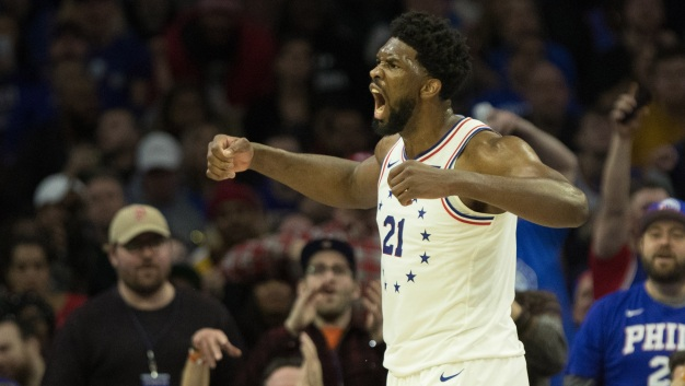 Sixers Stock Watch: Contributions From Joel Embiid, Jonah Bolden, But T.J. McConnell, Landry Shamet Struggling on D