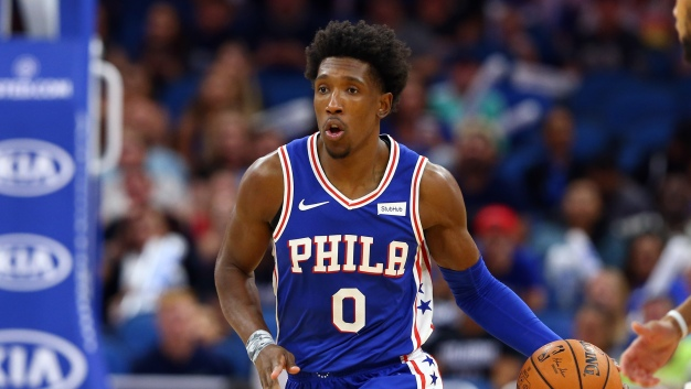 Why Josh Richardson Should Be the Sixers' Backup Point Guard