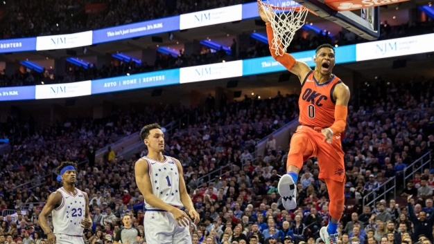 Thunder 117, Sixers 115: Sixers Lose Heartbreaker on National TV