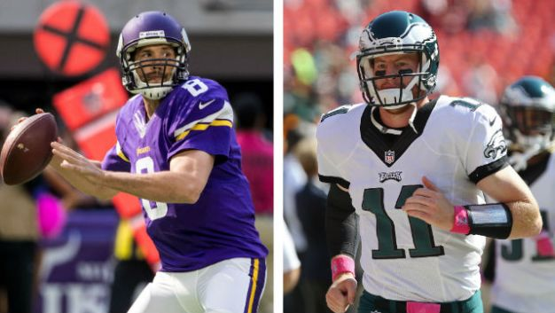 Eagles Gear Up to Host Vikings at The Linc