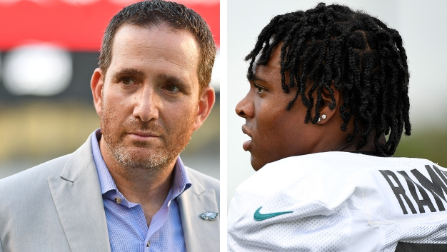 Howie Roseman Fails to Pull Trigger on Trade for Jalen Ramsey, Who Reportedly Goes to Rams