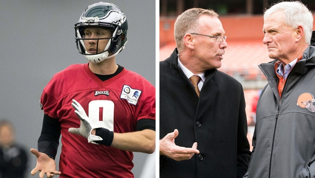 Eagles Reportedly Turned Down a Nick Foles Trade Offer From Browns