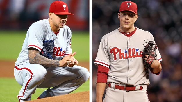 Vince Velasquez Goes to Phillies' Bullpen Full-time, Nick Pivetta Back in Rotation
