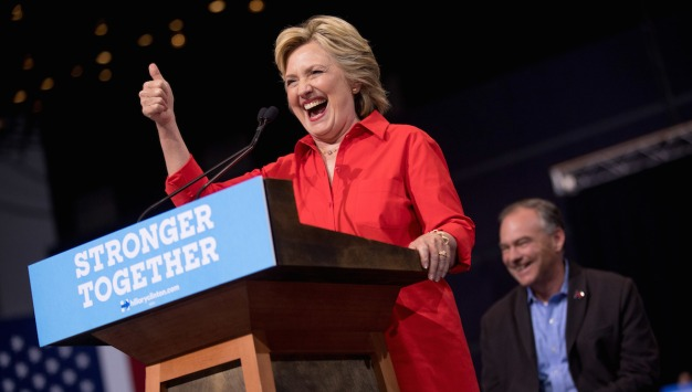 Mark Cuban Endorses Clinton at Pittsburgh Rally