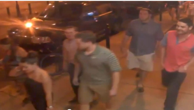 Photos of Suspects in Gay Hate Crime Attack