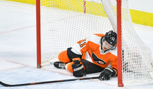 What Was Most Troubling About Flyers' 0-2-1 Road Trip?