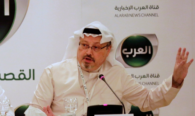 Khashoggi's Death Shakes Trump Goals for Middle East Peace