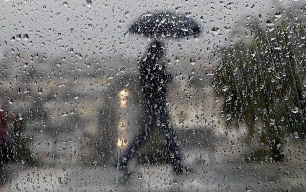 Periods of Rain Stretch Across Several Days