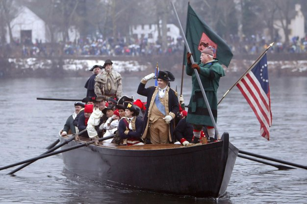 Washington Crossing Re-Enactment in Serious Jeopardy