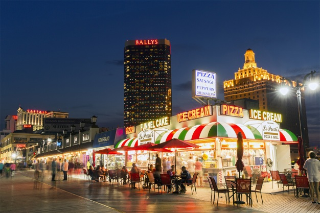 New Jersey Seizes Power of Atlantic City Government