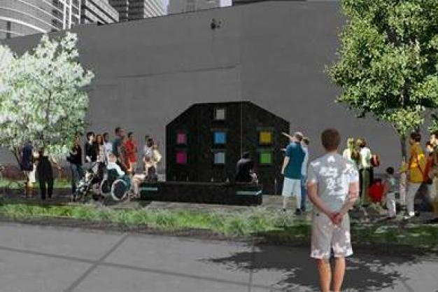 Design Chosen for Philly Collapse Memorial