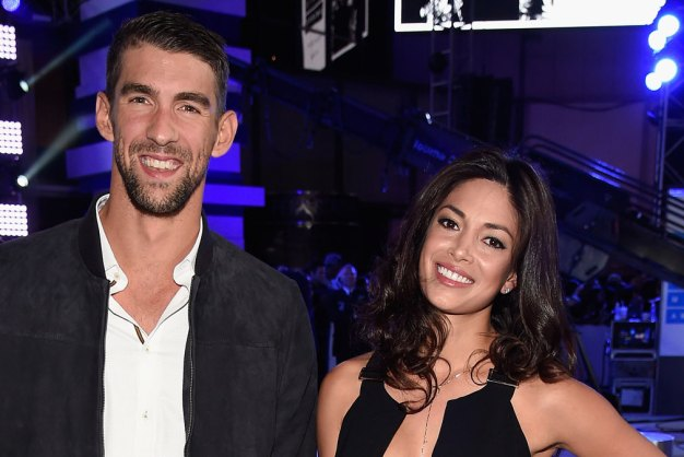 Phelps Secretly Took Plunge in June, Marrying Girlfriend