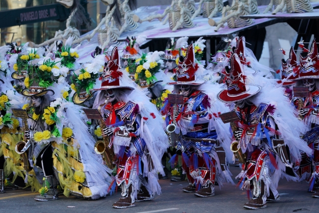 Mummers Parade: Road Closures, No Parking Zones, Transit