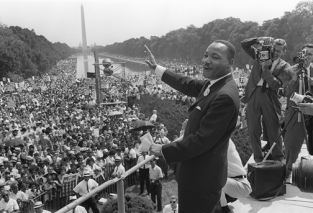 MLK's Dream 50 Years Later