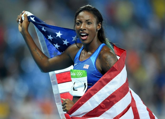 Nia Ali's Historic Olympic 'Sweep' Night