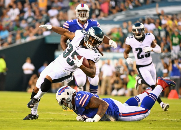 Grading the Eagles' Preseason Win Over Bills