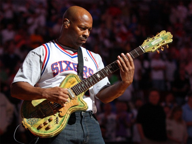 'The Tonight Show's' Kevin Eubanks Back in Philly