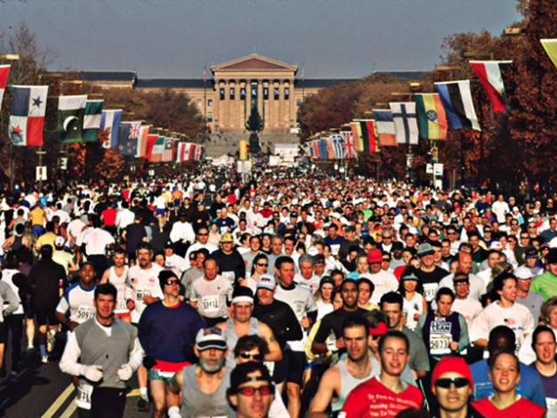 How Some People Cheat Philly Marathon