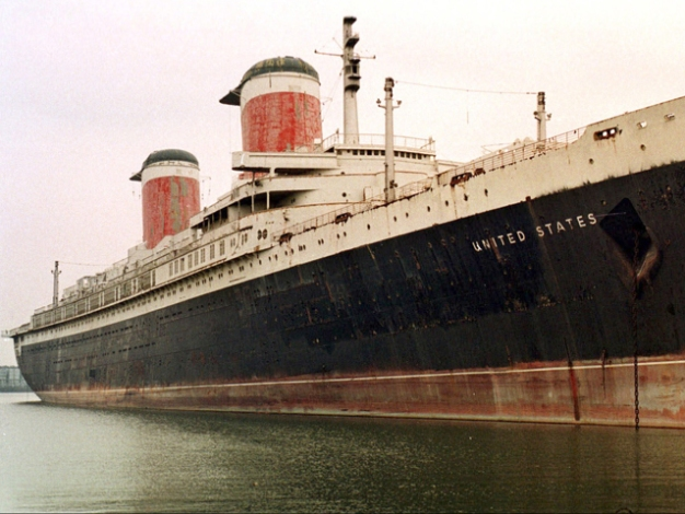 Historic Cruise Ship Gets $600K Lifeline