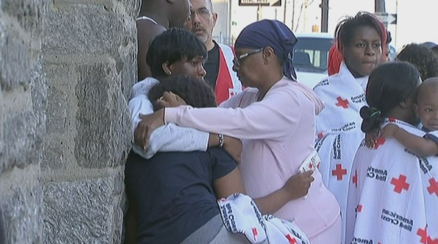 [PHI] Neighborhood Mourns 4 Children Killed in Fire