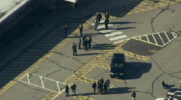 [NY] Chopper Footage from Scene of Conn. Shooting
