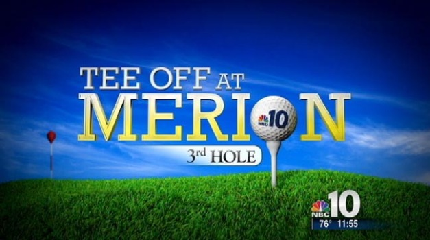 U.S. Open Merion Hole 3