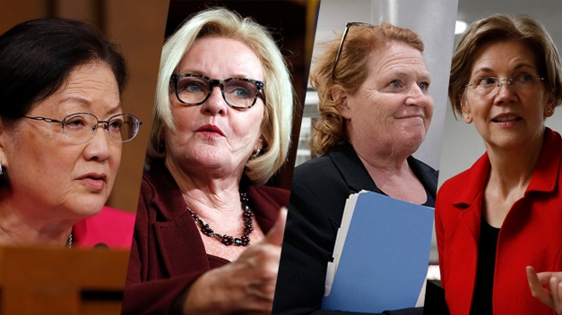 Women of the Senate Share Their #MeToo Stories of Harassment