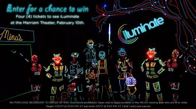 iLuminate Sweepstakes