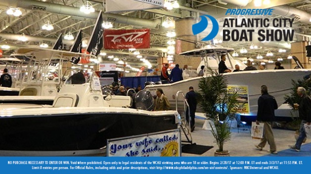 AC Boat Show 2017 Giveaway