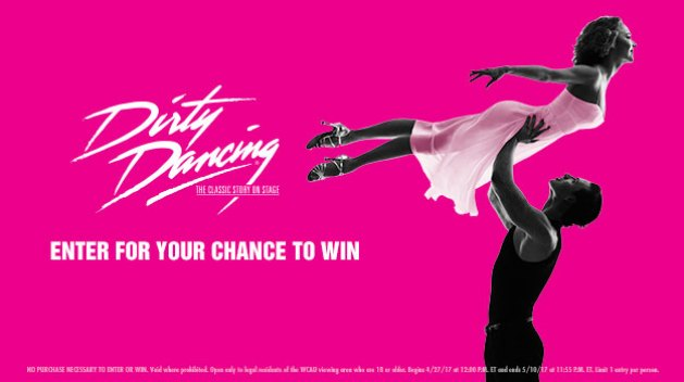 Dirty Dancing Sweepstakes