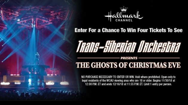 Trans-Siberian Orchestra Sweepstakes