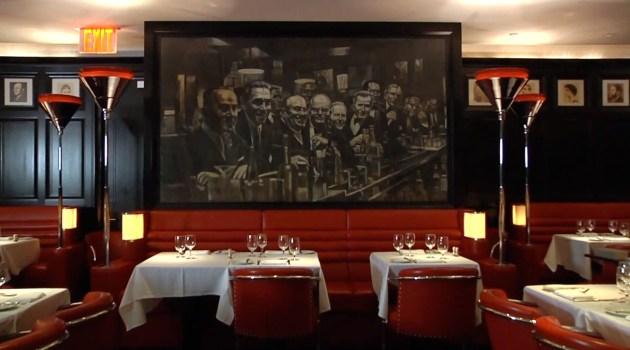 Inside The Lambs Club with Chef Geoffrey Zakarian